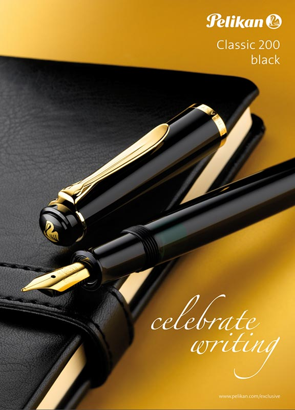 pelikan fountain pen