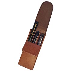 Girologio 3 Pen Leather Case