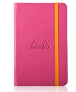 Raspberry Rhodiarama Notebook