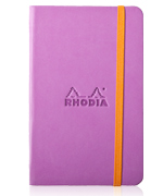 Lilac Rhodiarama Notebook
