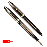 Sheaffer Sovereign Balance Military Clip - Duo-point