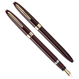 Sheaffer Admiral Snorkel Burgundy