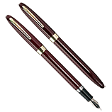 Sheaffer Snorkel Burgundy Special