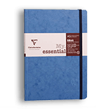 "Clairefontaine ""My Essential"" Bound Paginated Notebook"