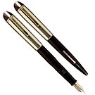Eversharp Skyline in Army Brown
