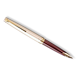 Pilot Elite 95s Fountain Pen - Burgundy & Ivory