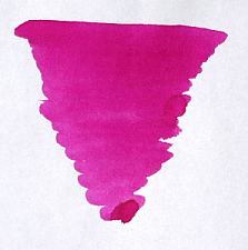 Deep Magenta Fountain Pen Ink