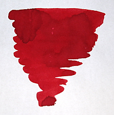 Red Dragon Fountain Pen Ink
