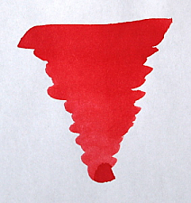 Classic Red Fountain Pen Ink