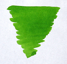 Kelly Green Fountain Pen Ink