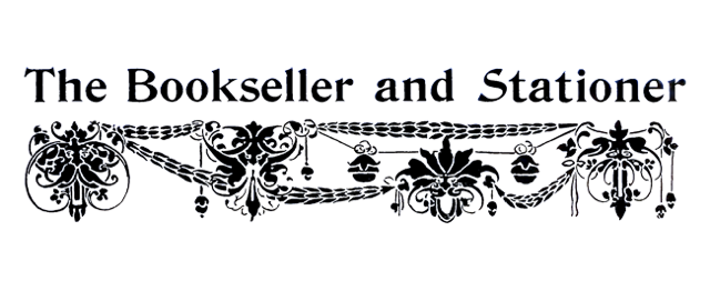 Bookseller & Stationer