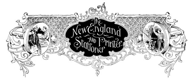 New England Stationer and Printer