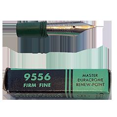 Esterbrook 9556 Firm Fine (General Writing) Nib