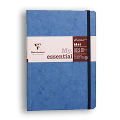 """Clairefontaine """"My Essential"""" Bound Paginated Notebook"""