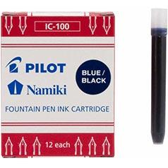 Pilot Namiki Blue-Black Ink Cartridges