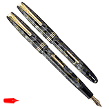 Burnham B59, Extra Fine Semi-Flex Nib