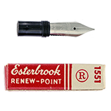 Esterbrook 1551 Firm Medium (Student) Nib