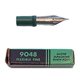 Esterbrook 9048 Extra Fine Flexible (Flexible Writing) Nib