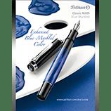 Pelikan M205 Blue Marble Fountain Pen