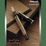 Pelikan M400 Souverän Tortoise Fountain Pen