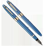 Sheaffer Statesman Snorkel Pastel Blue, Fine - Medium Nib