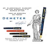 Bexley Demeter Fountain Pen