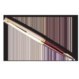 Pilot Elite 95s Fountain Pen - Burgundy & Ivory