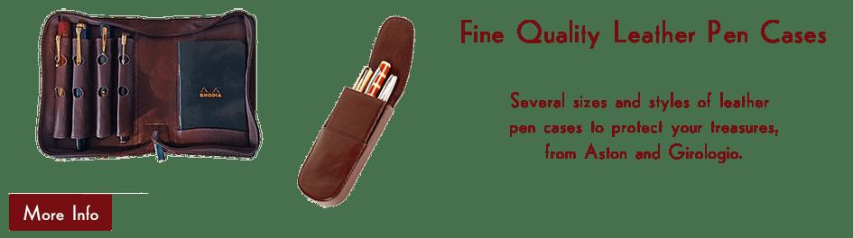 Fine Quality Pen Cases