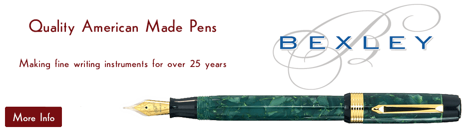 Bexley Fountain Pen Collection